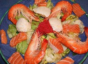 Morska salatka - ugotuj