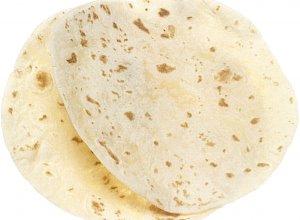 Tortilla - łatwa do zwijania, nie łamiąca się - ugotuj