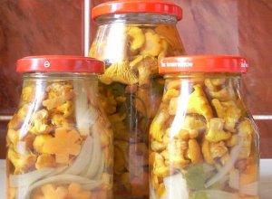 Kurki w zalewie octowej - ugotuj
