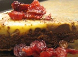 Prawdziwe czekoladowe ciasto - ugotuj