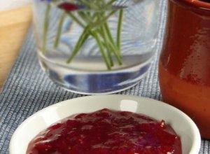 Dżem rabarbarowo-truskawkowy - ugotuj