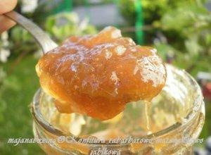 Konfitura rabarbarowo-marchwiowo-jabłkowa - ugotuj