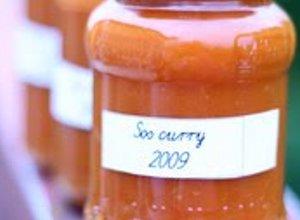 Sos curry do kanapek