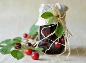 Dżem wiśniowy - ugotuj