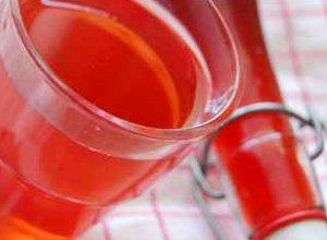 Kompot truskawkowy - ugotuj