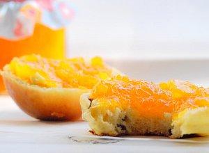 Pomarańczowy dżem z cukinii - ugotuj