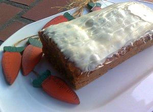 Ciasto marchewkowe 'Carrot cake' - ugotuj