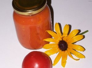 Szybki sos pomidorowy - ugotuj
