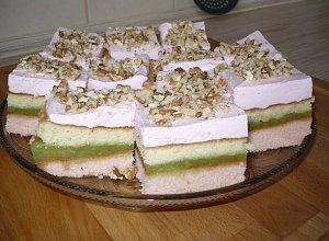 Ciasto pastelowe - ugotuj