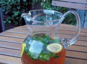 Herbata na upały - ugotuj