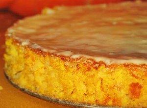 Tort z dyni i ryżu - ugotuj
