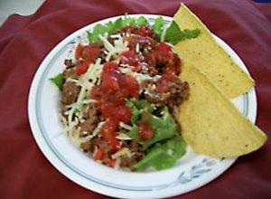 """Placki """"Tacos"""" - ugotuj"""