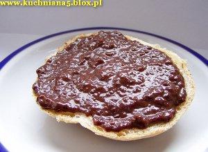 Krem śliwkowo-czekoladowy - ugotuj