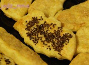 Ciasteczka vel batmanki - ugotuj