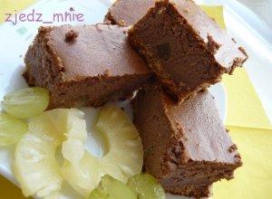 Ciasto czekoladowo-serowe - ugotuj