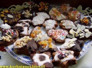Świąteczne pierniczki - ugotuj
