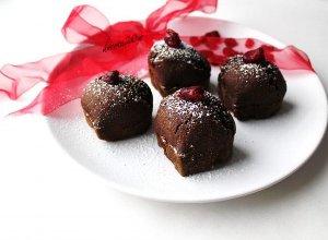 Piernikowe muffinki z żurawiną - ugotuj