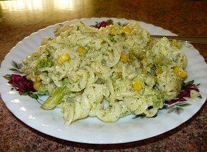 Makaron z brokułami - ugotuj
