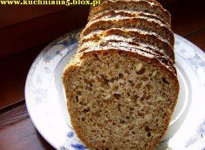 Chleb z ziarnami - ugotuj