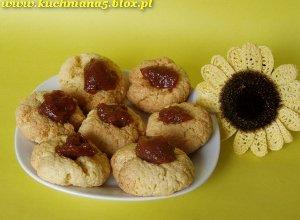 Ciasteczka kokosowo-ryżowe - ugotuj