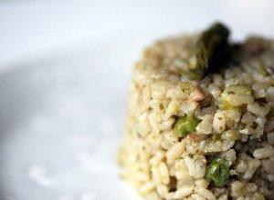 Risotto verde, czyli sezon na szparagi - ugotuj