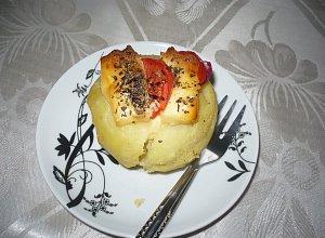 Ziemniaki z serem - ugotuj