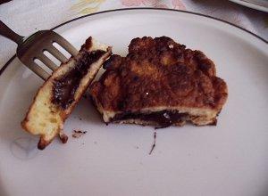 Kokosowe placuszki z czekoladą - ugotuj