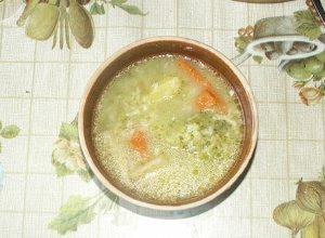 Zupa warzywna - ugotuj