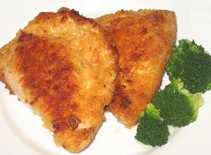 Kieszonki z kurkami i serem pleśniowym - ugotuj