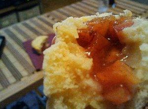 Papaya crunch flans (babeczki z papają) - ugotuj