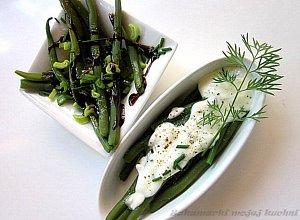 Fasolka szparagowa po włosku - ugotuj