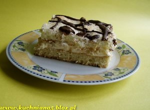 Ciasto ananasowo-kokosowe - ugotuj
