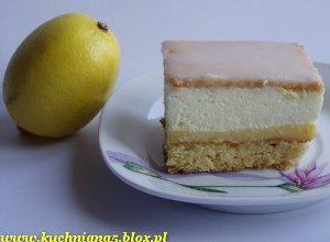 """Tort """"Cytrynowiec"""" - ugotuj"""