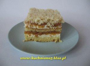 Ciasto przekładane - ugotuj