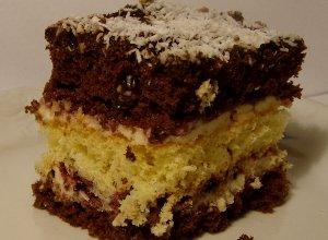Ciasto z czarną porzeczką - ugotuj