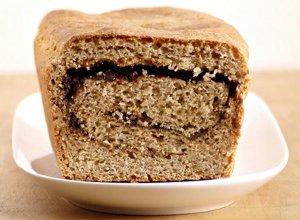 Chleb z czekoladą - ugotuj