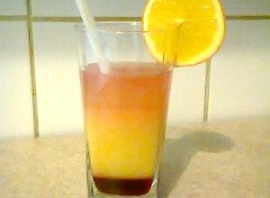 Słoneczny drink - ugotuj