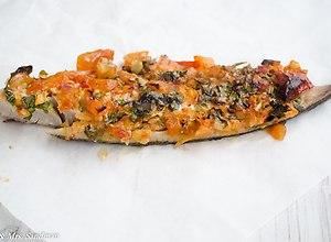 Czerniak z pikantną salsą - ugotuj