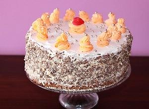 Tort śmietanowy - ugotuj