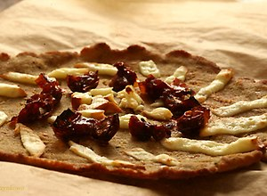 Bezglutenowa pizza - przepis blogera - ugotuj