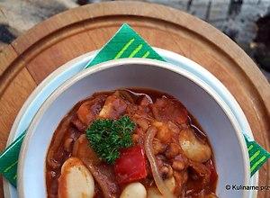 Warzywne chili - przepis blogerski