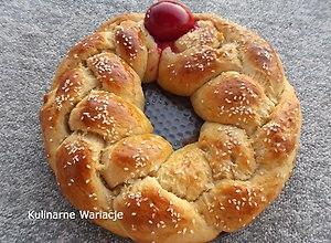 Tsoureki, czyli grecki chlebek wielkanocny - ugotuj
