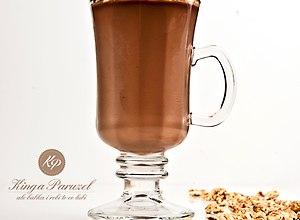 Dietetyczny deser czekoladowy - ugotuj