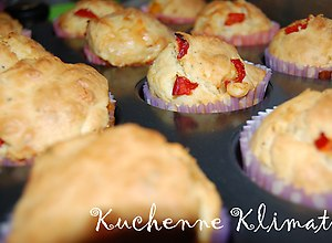 Muffiny prowansalskie -  przepis bloggera - ugotuj