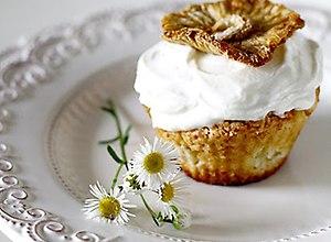 Ananasowe Cupcakes - przepis blogera - ugotuj
