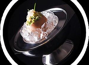 Faszerowane jajka na zimno z kawiorem ślimaczym - ugotuj