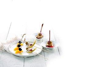 Imprezowe koreczki z dodatkiem hiszpańskich oliwek